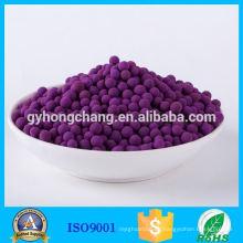 Alúmina activada con permanganato de potasio KMnO4