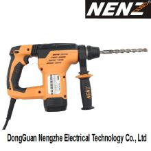 Marteau rotatif à poignée en D breveté Nz30 fabriqué au Guangdong