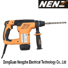 Nenz Nz30 Popular Construction Rotary Hammer with 3 Functions