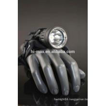 Small Diving light led flashlight torch