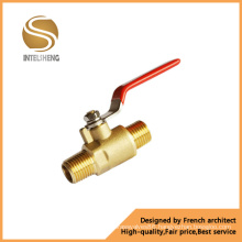 Brass Ball Valve with Single Hangle (TFB-020-01)
