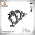 Forged Hydraulic Stainless Steel 316 3 Way Water Valve Manifold