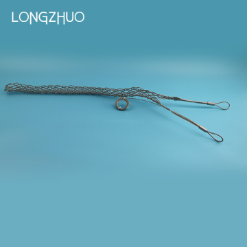 Wrap Wire Mesh Grip Cable Draga Strumpor