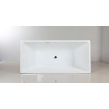 Тонкая ободья Акриловая автономная ванна