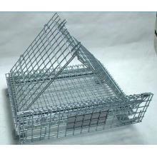 Der niedrige Preis / guter Qualitätsdraht-Ineinander greifen-Käfig / Speicher-Käfig