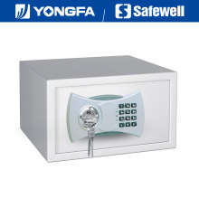 Safewell 23cm Height Eqk Panel Electronic Safe for Office