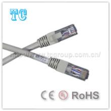 Ce / Certificado de RoHS UTP Cat5e Patchcord, 2m