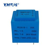 2VA ac 110V 220V 6V 12V 15V 18V 24V Electrical power transformer ei28
