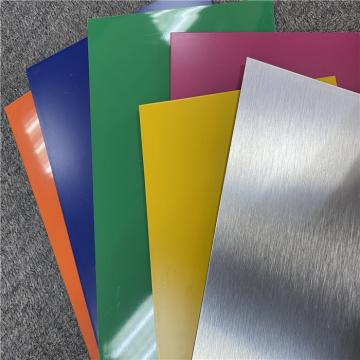 Aluminum Composite Panel with Custom Color