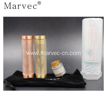 High quality original PC mechanical mod e cigarettes