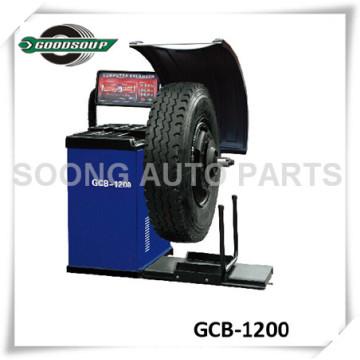 Equilibreuse de roue de camion numérique approuvée CE