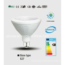 Regulable LED PAR bombilla PAR38-Sbl