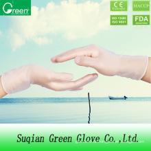 Clear Einmal-Vinyl-Polyäthylen-Handschuhe