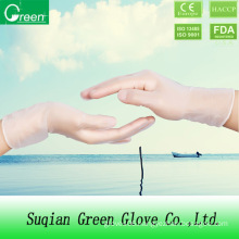 Clear Disposable Vinyl Polyethylene Gloves