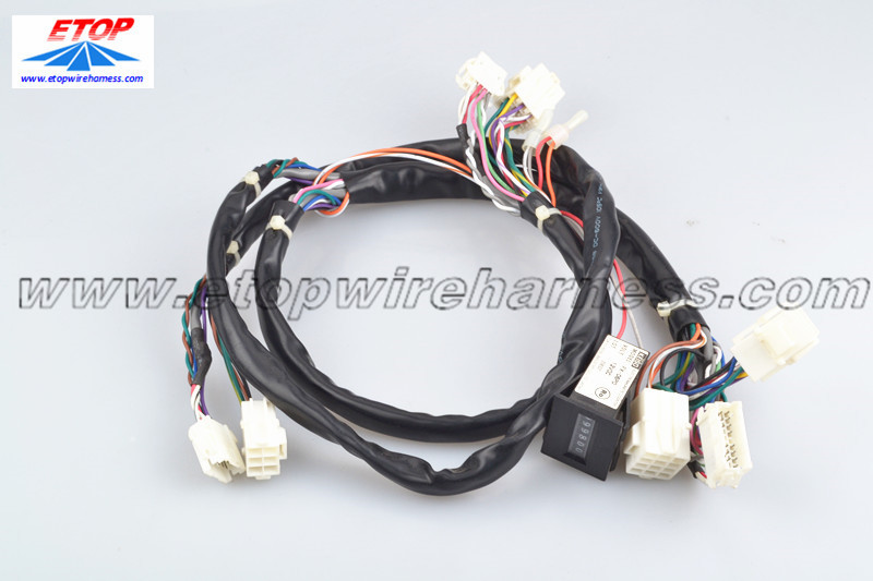 Electrical Counter Wiring Assembly