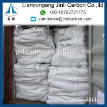 S 0.7% CPC High Sulphur Grafito Calcinado Coque de petróleo para fundición