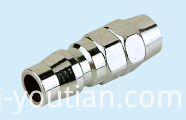 8mm Hose coupling Nitto Type Quick Coupler Plug
