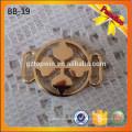 BB19 Custom Design Gold Metall Kleid Gürtelschnalle