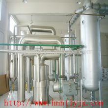 2014 equipamento de refino de óleo cru de semente de girassol