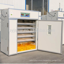 5000 Chicken Egg Incubator with Incubator Heater