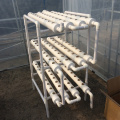 NFT System Skyplant Indoor Greenhouse Hydroponic Shelving