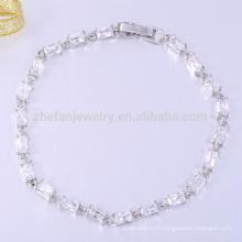 Bijoux de fantaisie de Dubaï bracelets de collecte de fonds à bas prix