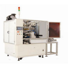 Automatic Single Color Bottle Cap Screen Printing Machine