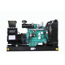 Tipo abierto generador diesel de calidad superior Potencia de Cummins