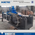 Usine de prix angle hydraulique machine de coupe de fer