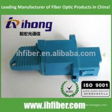 LC / UPC-E2K / UPC Adaptador de fibra óptica Single mode