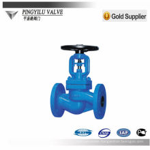 casted grey iron globe valve with price WJ41H-16 china factory