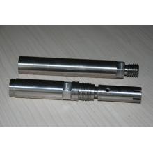 Pistão hidráulico de aço inoxidável Rod com usinagem CNC