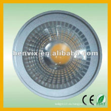 Cob 10W LED proyector base AR111