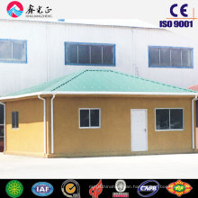 Light Steel Prefabricated Villa / House