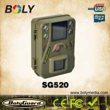 2016 Menor barato câmeras do jogo SG520 com 12Megapixel 940nm baixo brilho IR LED luzes
