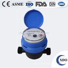 Compteur d'eau VMC OPE-15 volumétrique rotatif à piston classe C