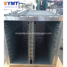 Customized molybdenum heat shield parts price