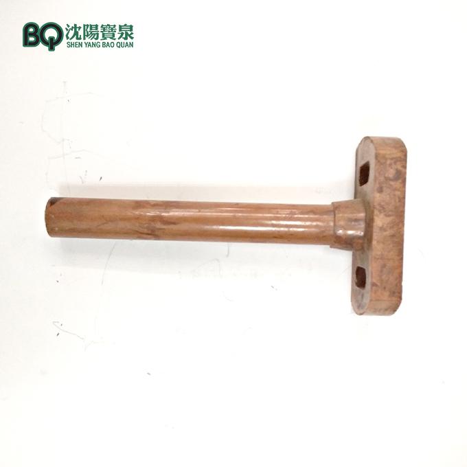 Carbon Brush Fixed Rod