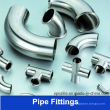 China fornecedor ASME Bpe Tp316L Pipefittings