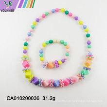 Neue Süßigkeitkorne mit Würfelkorne blühen Halskette