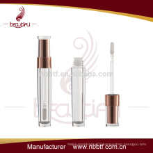60AP17-11 High end empty lip gloss tube with brush new lip gloss tube
