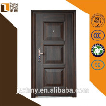 Stainless steel sheet custom security door price,unique home designs security doors,various colors and sizes