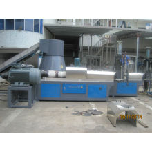 PE PP scrap side feeding plastic Recycling Machine SJ-160