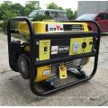 BISON (CHINA) TaiZhou OHV 1.5kv Calificado Portable 1.5kw Electric 220v Mini Generador Portátil