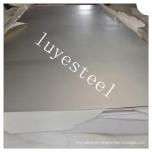 Hastelloy Folha Liga Metal Aço Inoxidável Ms Placa DIN / En 2.4602