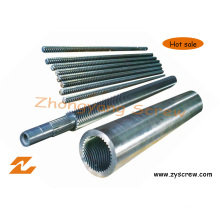 PE Sheet Extrusion Planetary Screw Barrel