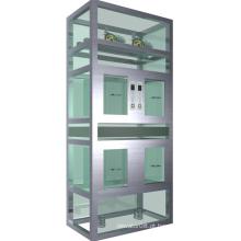 Elevador de monta-cargas pequeno de 0.4m / S