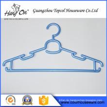 Kunststoff Kleiderbügel Großhandel Recycling-Kunststoff-Aufhänger