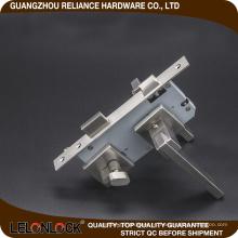 Cerradura cuadrada sólida de la manija de la puerta fijada con tecnología industrial del grado por el proveedor de Guangzhou