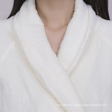 Wholesale cheap pure bamboo fiber hotel bathrobe 100% bamboo bathrobes customized brand